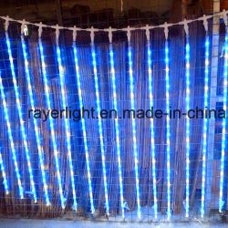 christmas decorations waterproof led snowfall rope lights