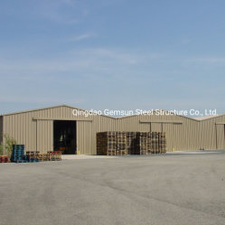 Fabricated Construction Pre-Engineered Steel Structure Warehouse Building Material