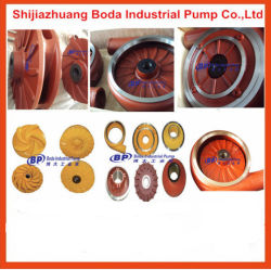 Gold Mining Slurry Pump Replacement Metal Spare Parts