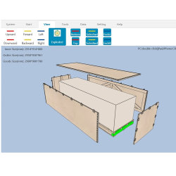 China Professional Pallet Industry Software Price