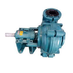 Mechanical Seal Horizontal Centrifugal Slurry Mining Pump for Sale