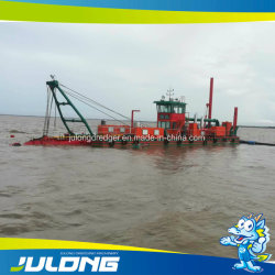 Diesel Engine Powered Small Dredging Equipment From China