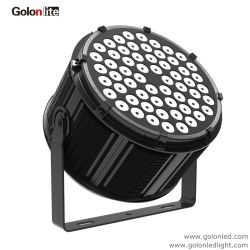 High Mast Stadium Sport Court Lighting IP67 Waterproof 130lm/W 15 30 60 Degree CREE Outdoor 400W LED Floodlight