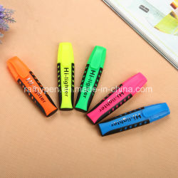 En-71 Soft Grip Highlighter Pen for School Office