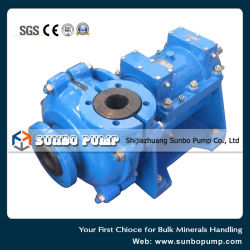 OEM Centrifugal Horizontal Light Duty Slurry Pump
