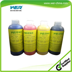 Eco solvent ink cleaning solution