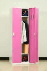 School/ Sports Use Clothing Storage 3 Door Metal Locker