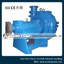 Single Stage End Suction Horizontal High Pressure Centrifugal Slurry Pump China