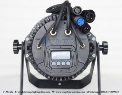 200W 6 in 1 COB Outdoor PAR Light Stage Equipment