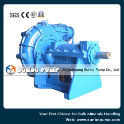 Tailings Delivery / Heavy Duty / Wear Resistant / Horizontal Slurry Pump
