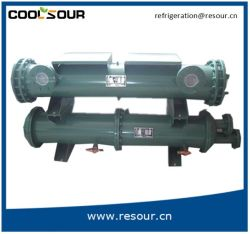 Water/Oil Cooled Shell Tube Heat Exchanger, Condenser Evaporator