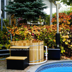 Best Seller Cedar SPA Round Wood Hot Tub for Wholesale