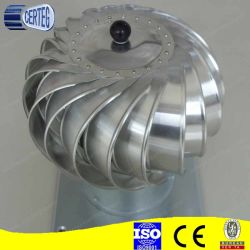 600mm Stainless steel natural power ventilation exhaust fan