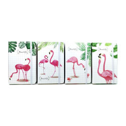 Flamingo Series Design Agenda Notebook