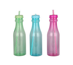 2017 Promotion Gift Plastic Water Bottle (HA09032)