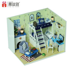 Mini Wooden Product Kids DIY Toy