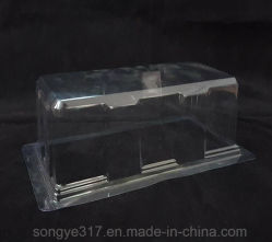 Remote Control Toys PVC One-Time Transparent World Cover Plastic Packaging Box