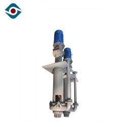 Vertical Motor Driven Mining Sump Submersible Slurry Alloy Pump Clay Slag Pump