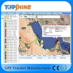 Online GPS Tracking Software Platform Plus Android APP (GPRS01)