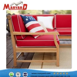 High Quality Teak Wood Sofa Sets New Outdoor Patio Furniture with Competitive Price
