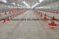 Modern And Advanced Automatic Poultry Farm Equipment For Broiler Breeder Layer Chicken
