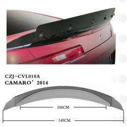 ABS Rear Spoiler for Camaro 2014+ Wink Bill