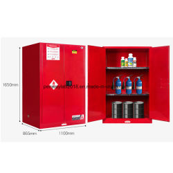 Fireproof Flammable Chemistry Liquid Storage Safety Cabinet