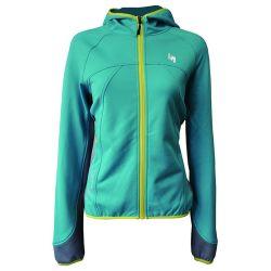 Fashion Colorful 4 Way Stretch Softshell Ski Sports Wear Jacket
