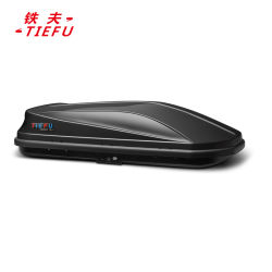 Rooftop Storage Cargo Box Black Carriers