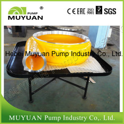 High Chrome Alloy Rubber Polyurethane Suction Slurry Pump Spare Part
