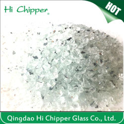Crushed Recycle Mirror Chips for Artificial Stone Decoration