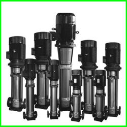 Deep Well Submersible Pump with Stainless Steel