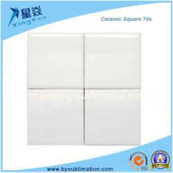 Sublimation Blank Square Ceramic Puzzle Tile