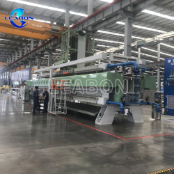 Oil Industry Membrane Automatic Filter Press