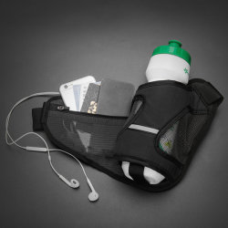 ODM D36 Nylon Sports Running Cycling Racing Mobile Phone Pocket Bag Water Bottle Waist Bag
