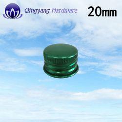 20mm Wholesale Colored Twist off Metal Cap Aluminum Cap