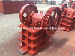 China Manafacturing Mining PE-250X400 Jaw Crusher, Small Ston
