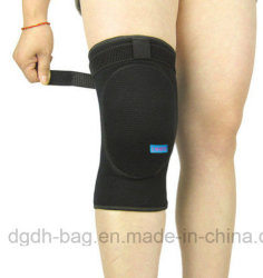 Breathable Protective Soft Elastic Knitted Sports Support Knee Wraps