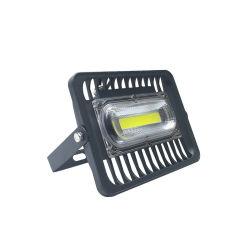 2017 New LED Flood Light 30W 50W 70W 100W LED Outdoor Lighting AC85-265V IP66 Waterproof LED Floodlight Reflector LED COB Chip