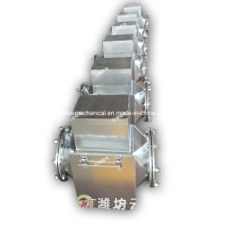 Slurry Magnet Separation Mineral Equipment Permanent Magnetic Separator Iron Remover