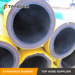 Smooth Surface Pressure Hydraulic Industrial Rubber Slurry Hose