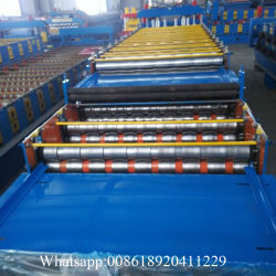 Wholesale Double Layer Roof and Roll Forming Machine
