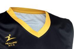 Healong Wholesale Sportswear Custom Sublimated Blank Basketball Jersey Set