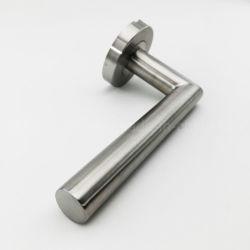 Stainless Steel Modern Interior Door Hollow Lever Handle (ZS019)
