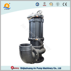 Under Water Working Submersible Slurry Pump