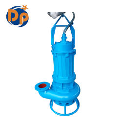 Submersible Dewatering Dredge Cutter Slurry Pump