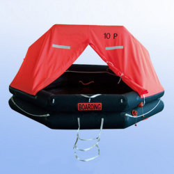 10 Person Self Inflating Life Raft Equipment
