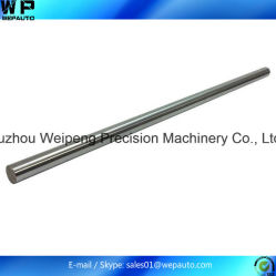 ISO F7 Ck45 Induction Hardened Hard Chrome Plated Steel Bar Round Steel Bar 30mm