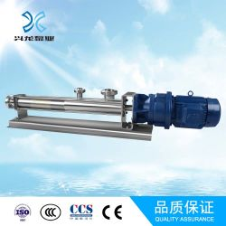Progressive Cavity Pump/Slurry Pump/Sewage Pump/Stainless Steel Pump/Screw Pump