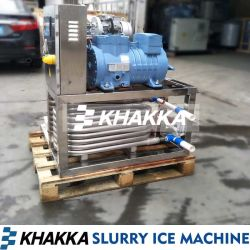 Khakka 3 Tons/Day Sea Water Slurry Ice Machine for Seafood